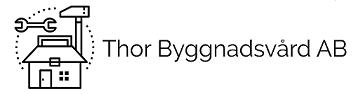 Thor Byggnadsvård AB Logo